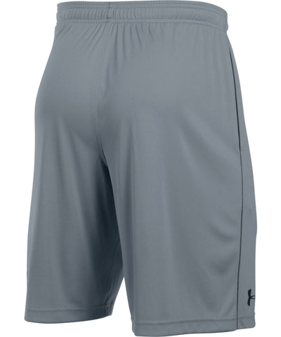 UNDER ARMOUR SR  TECH GRAPHIC SHORT GREY