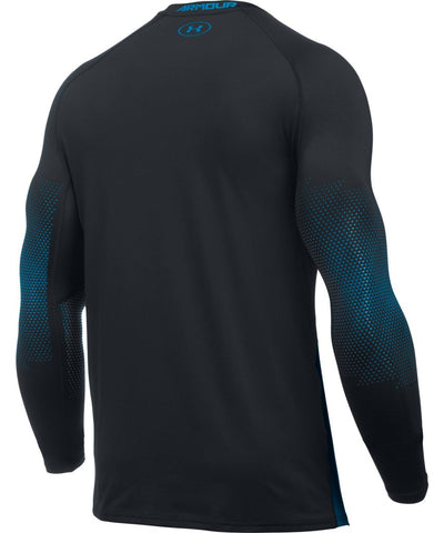 UNDER ARMOUR SR PURESTRIKE GRIPPY FTD LS BLUE INFINITY