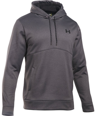 UNDER ARMOUR AF ICON SOLID PO HOOD CARBON