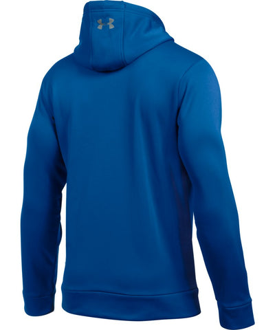 UNDER ARMOUR AF ICON SOLID PO HOOD ROYAL