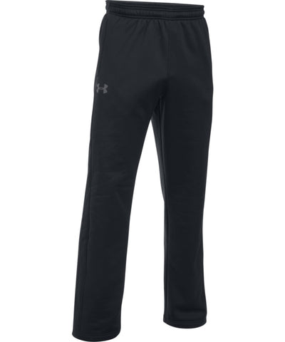 UNDER ARMOUR SR STORM ARMOUR FLEECE PANT BLACK
