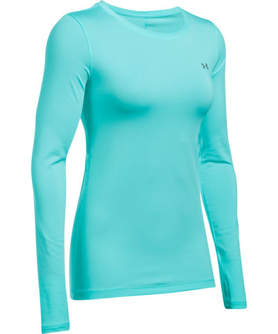 UNDER ARMOUR SR HG ARMOUR LS SHIRT BLUE INFINITY