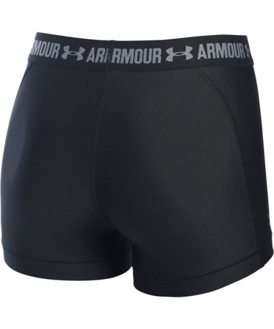 UNDER ARMOUR SR  HG ARMOUR SHORTY BLACK