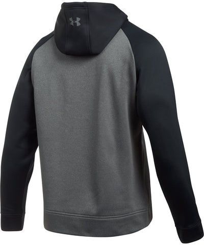 UNDER ARMOUR AF COLORBLOCK PO HOODIE CARBON