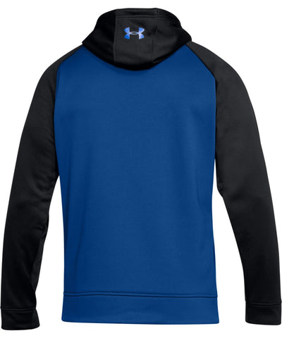 UNDER ARMOUR AF COLORBLOCK PO HOODIE ROYAL