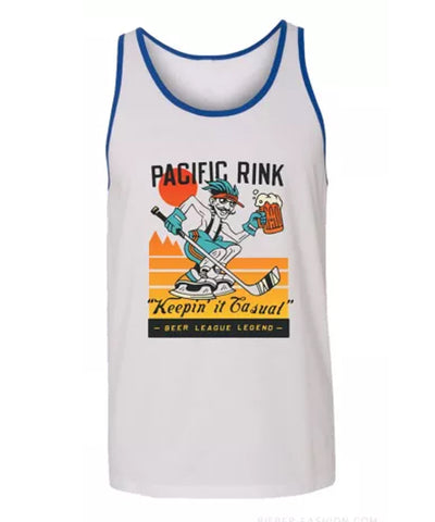 PACIFIC RINK MEN'S BEER LEAGUE LEGEND TANK