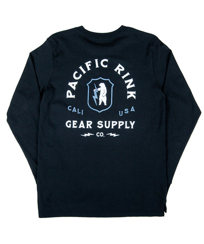 PACIFIC RINK MEN'S STRONGHOLD LONG SLEEVE SHIRT