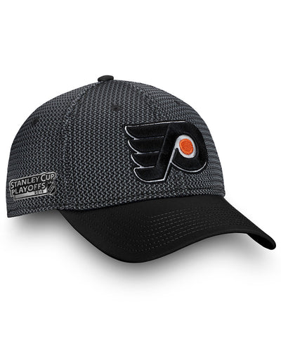 PHILADELPHIA FLYERS FANATICS 2018 STANLEY CUP PLAYOFFS HAT