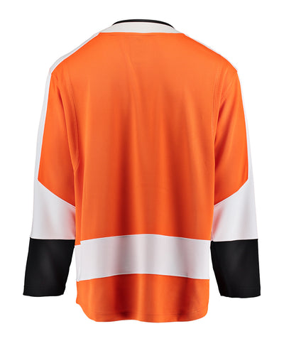 FANATICS PHILADELPHIA FLYERS MENS HOME BREAKAWAY JERSEY