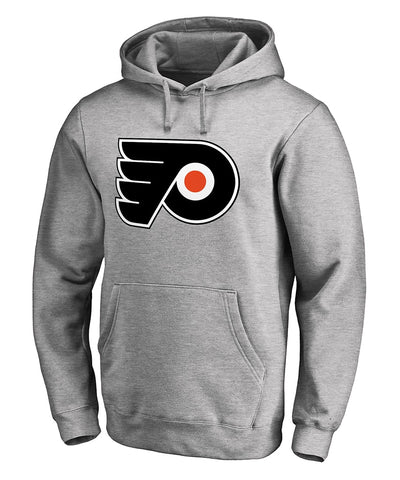 PHILADELPHIA FLYERS FANATICS MEN'S PRIMARY LOGO HOODIE