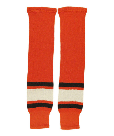 CCM S100 SENIOR HOCKEY SOCKS PHILADELPHIA FLYERS
