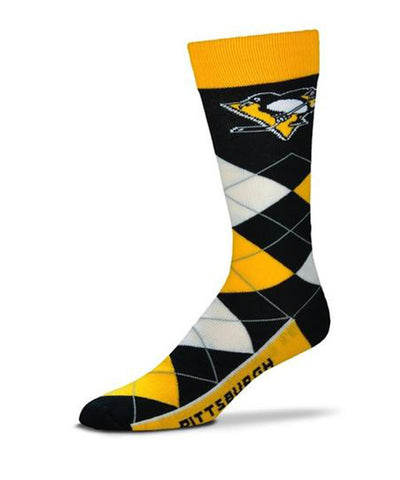 PITTSBURGH PENGUINS ARGYLE SOCKS
