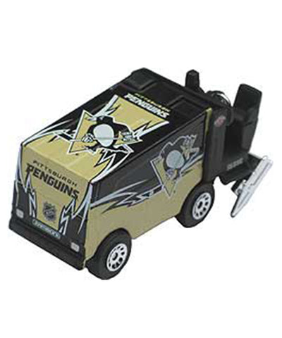 PITTSBURGH PENGUINS NHL DIE CAST ZAMBONI