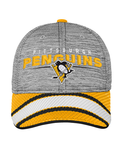 newest 8cccb 63a79 PITTSBURGH PENGUINS KID S SECOND SEASON PLAYER CAP ...
