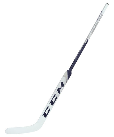 CCM PREMIER P.25 SR GOALIE STICK - WHITE/NAVY