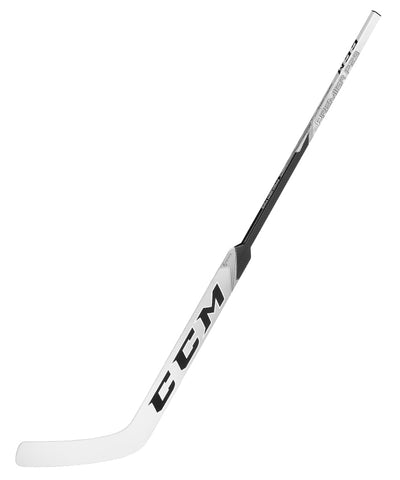 CCM PREMIER P.29 SR GOALIE STICK - WHITE/BLACK