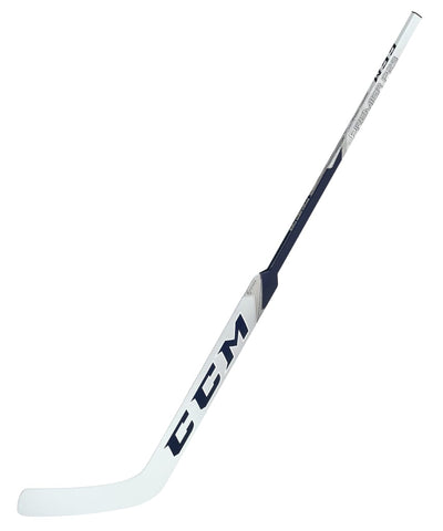 CCM PREMIER P.29 SR GOALIE STICK - WHITE/NAVY