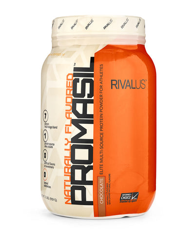 RIVALUS NATURALLY FLAVOURED PROMASIL PROTEIN - 2LBS.