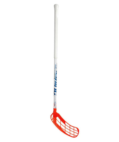SALMING CANADA SENIOR MATRIX FLOORBALL STICK - ORANGE