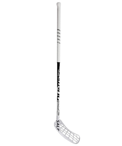 SALMING CANADA SENIOR Q2 FLOORBALL STICK - BLACK/WHITE