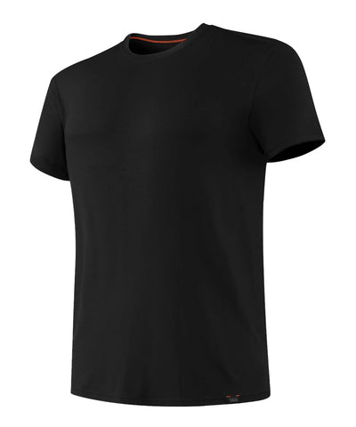 SAXX MEN'S SLEEPWALKER T SHIRT - BLACK