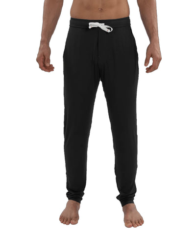 SAXX MEN'S SNOOZE PANTS - BLACK