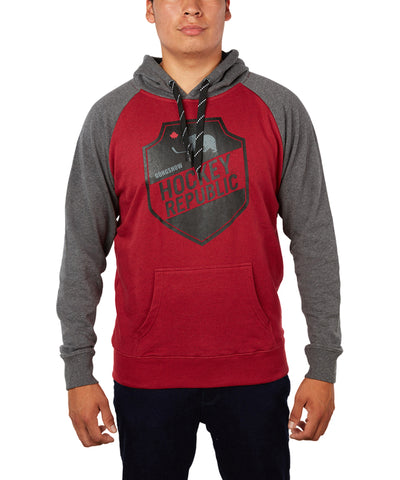 GONGSHOW MEN'S SIGN THE CONTRACT HOODIE
