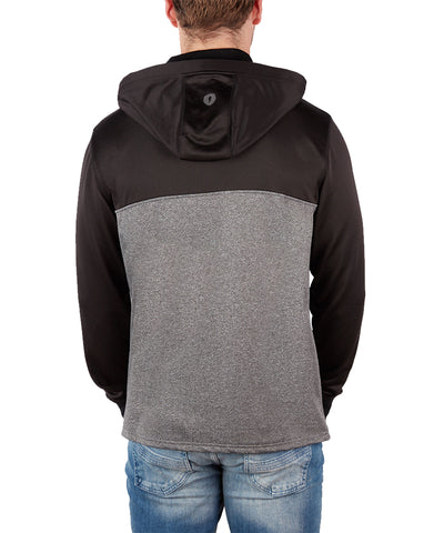 GONGSHOW MEN'S THE TOE DIDDY 1/4 ZIP HOODIE
