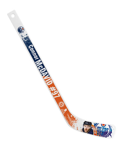 CONNOR MCDAVID EDMONTON OILERS SHER-WOOD MINI STICK