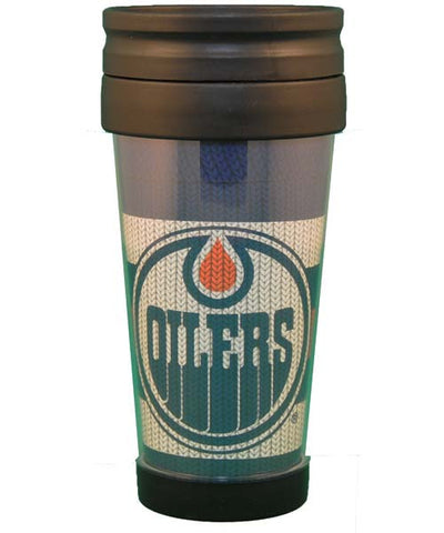 SPORTS ART SOCK EDMONTON OILERS MUG