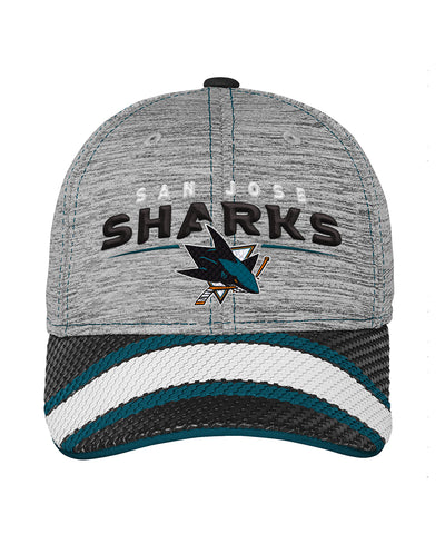 SAN JOSE SHARKS FLYERS KID'S SECOND SEASON PLAYER CAP