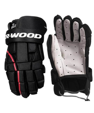 SHER-WOOD T25 SR HOCKEY GLOVES
