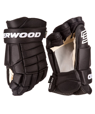 SHER-WOOD 5030 SENIOR HOCKEY GLOVES