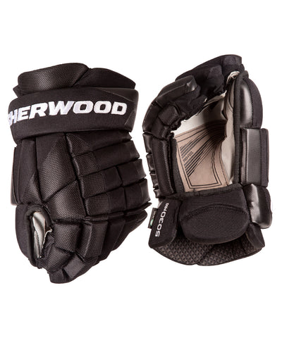 SHER-WOOD 5030 PRO SENIOR HOCKEY GLOVES