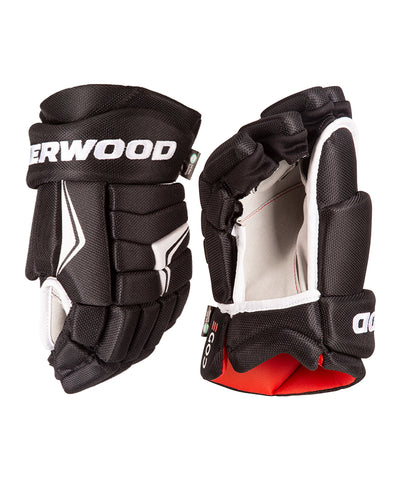 SHERWOOD CODE I SENIOR HOCKEY GLOVES