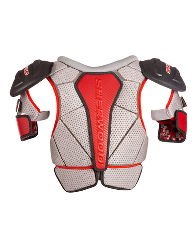 SHERWOOD CODE V JUNIOR SHOULDER PADS