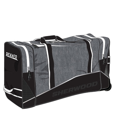 SHERWOOD REKKER WHEEL JUNIOR HOCKEY BAG