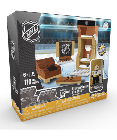 SIDNEY CROSBY PITTSBURGH PENGUINS OYO LOCKER SET