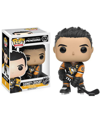 SIDNEY CROSBY PITTSBURGH PENGUINS FUNKO POP! VINYL NHL FIGURE