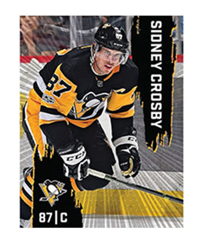 SIDNEY CROSBY PITTSBURGH PENGUINS MICRO THROW BLANKET