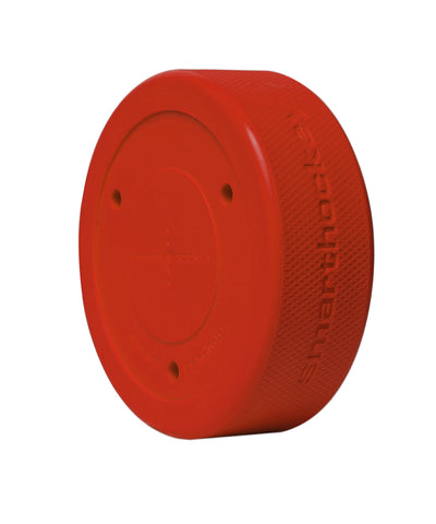 SMART HOCKEY TRAINING PUCK - RED