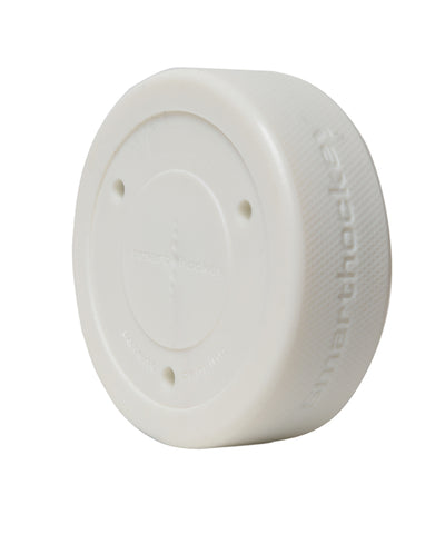 SMART HOCKEY TRAINING PUCK - WHITE