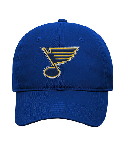 ST. LOUIS BLUES KID'S PRIMARY LOGO CAP