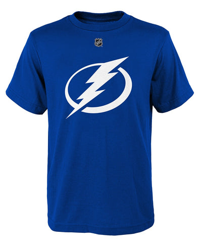 STEVEN STAMKOS TAMPA BAY LIGHTNING JUNIOR PLAYER T SHIRT