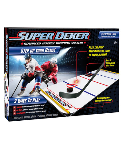 SUPERDEKER HOCKEY TRAINING SYSTEM