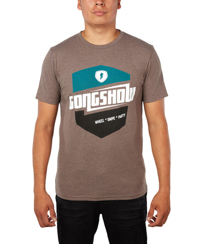 GONGSHOW MEN'S SPEED UP T SHIRT