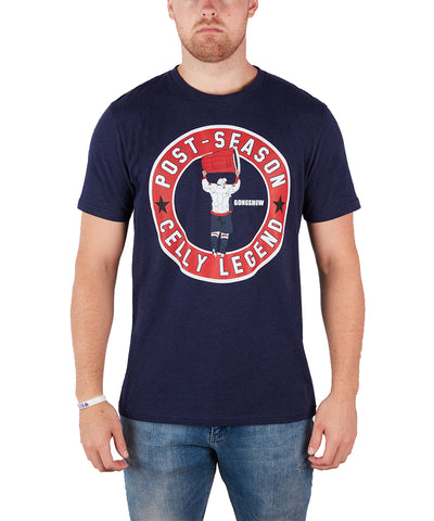 GONGSHOW MEN'S CUP WORTHY LIFESTYLE T SHIRT