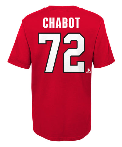 THOMAS CHABOT OTTAWA SENATORS JUNIOR T SHIRT