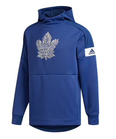 TORONTO MAPLE LEAFS ADIDAS MEN'S GAME MODE PO HOODIE