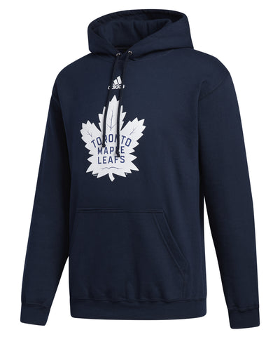 TORONTO MAPLE LEAFS ADIDAS MEN'S PRIMARY LOGO HOODIE